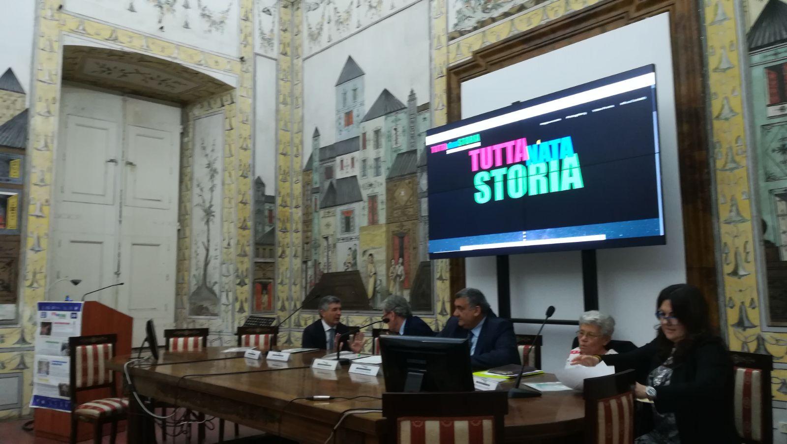 Conferenza stampa Evento Tuttan'atastoria 2